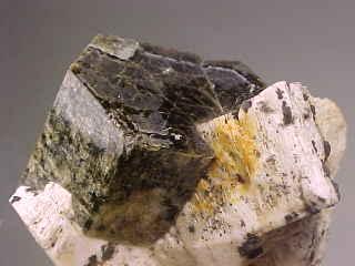 Apatite Sharp Lustrous Crystal - Brazil