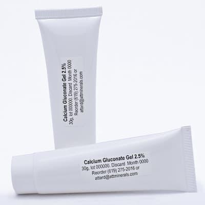 Calcium Gluconate Gel